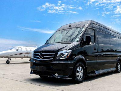 Austin Airport Sprinter Van Services Shuttle Charter Transportation