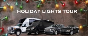 Houston Christmas Lights Limo Rentals, Limousine, Sedan, Van, SUV, Party Bus, Shuttle, Charter, Spirit, Holiday, Trail of Lights, Santa, Dallas, December Nights, Festival of Lights