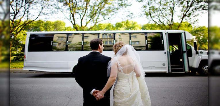 Houston Wedding Shuttle Bus Services, Limo, Limo Bus, Limousine, Sedan, Party Bus, Charter Bus, Bride, Groom, Classic, Vintage, Antique, White Rolls Royce Bentley, One Way, Bridal Party, Groomsmen, Cadillac Escalade, Lincoln